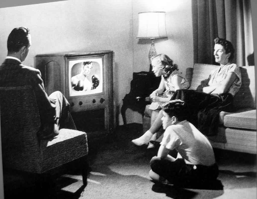 meet the press 1950s tv