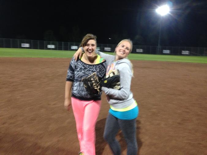Lisa and I! :)