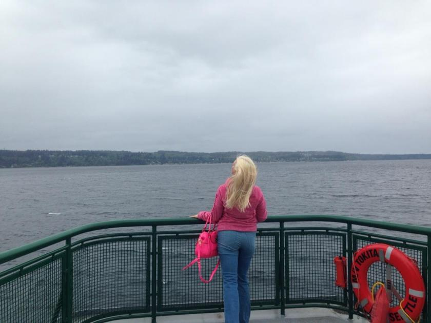 I love a good ferry adventure